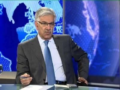 Khawaja Asif narrates reason behind current wave of load shedding
