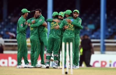 Pakistan's ICC T20 ranking rise