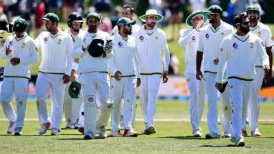 Pakistan Test Squad for West Indies series named by PCB