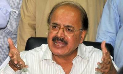 PPP Minister Manzoor Wassan's new startling predictions