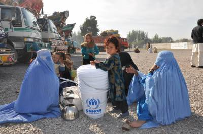 Repatriation process of Afghan refugees begins today