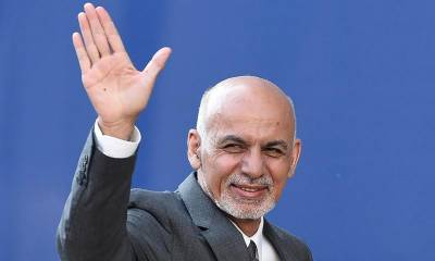Afghan president begins two-day visit to Indonesia