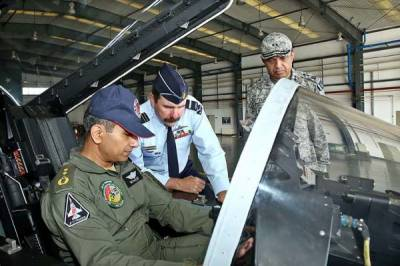 Australian Air Chief expresses keen interest in JF-17 Thunder