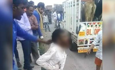 Hundreds of Hindu beat Muslim to death over cow disrespect in India