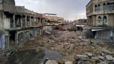 ISIS suicide bombers play havoc in Iraq