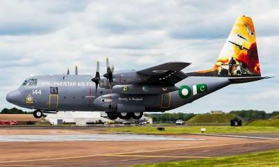 PAF C-130s to be upgraded with state of the art features