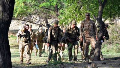 Pakistan Army Team Spirit Competition concludes: Chinese Army wins gold
