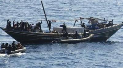 Pakistani Ship hijacked by Somali Pirates