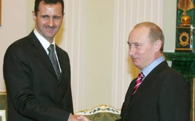 Russia rescues Syria in UN Security Council