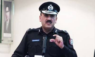 Sindh IGP directs to enhance security of census teams