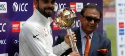 Virat Kohli named as Best Cricketer in the world
