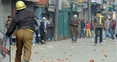 APHC condemns IOK puppet regime for deploying troops in schools