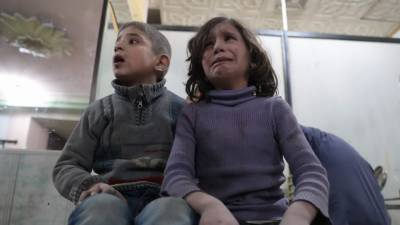 Chemical attack in Syria killed 27 children, 500 injured: UNICEF