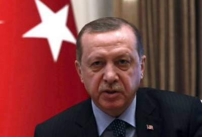 Europe is a rotting continent: Tayyip Erdogan