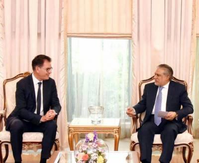 Germany acknowledges Pakistan economic achievements