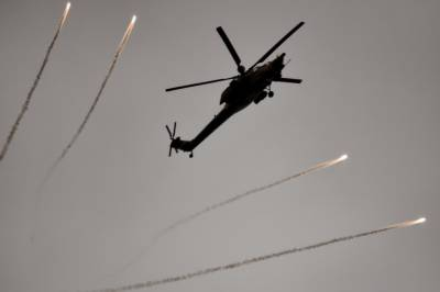 ISIS shot down Iraqi helicopter in Mosul battle