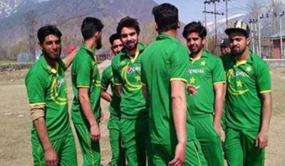 Kashmiri Cricketers arrested by Indian Police for singing Pakistani national anthem