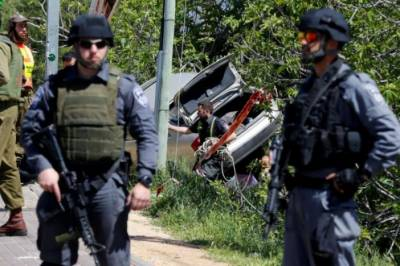 One Israeli killed, another injured in West Bank car attack