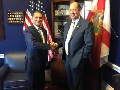 Pakistan-US discuss counter terrorism cooperation
