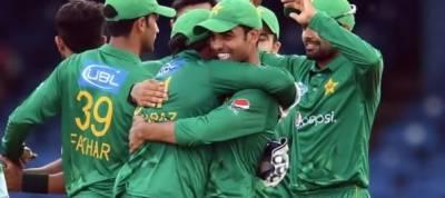 Pakistan Vs West Indies 1st ODI Match time, date, squad, live score update