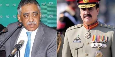 Raheel Sharif was an ordinary General: Governor Sindh
