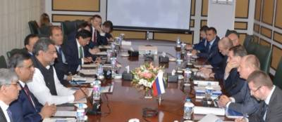 Russia interested in transnational projects with Pakistan: Russian envoy