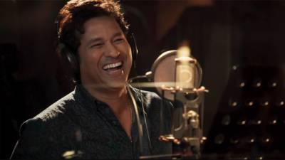 Sachin Tendulkar releases his first music video song