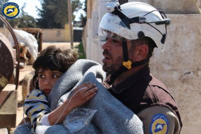 Turkey indicates use of Sarin gas in chemical weapons attack in Syria