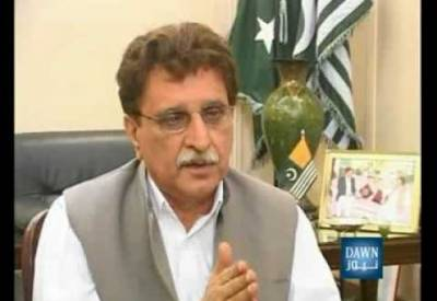 AJK PM urges youth to use modern means of communication raising Kashmir issue