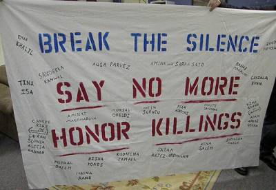Honour Killings: India leads the world