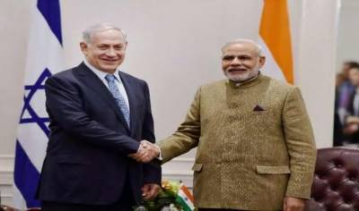 India-Israel sign the largest ever defence system deal