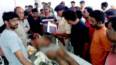 Indian Muslim brutally beaten to death in India for loving a Hindu girl