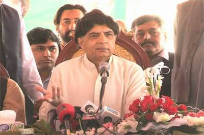 Interior Minister lashes out at opponents