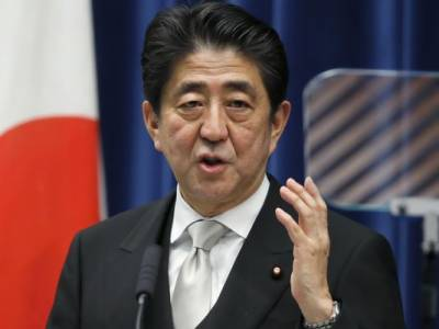 Japanese PM assures to support US against Syria