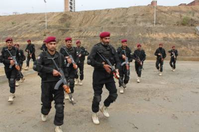 KP Police detained 39 outlaws with arms and ammunitions