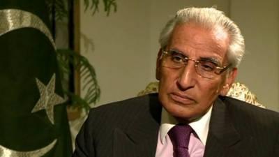 Pak-US relations: Fatemi calls for strengthening bilateral ties