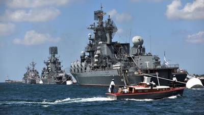 Russian War Ships with cruise missiles head towards Syria