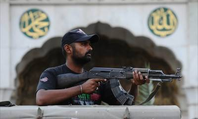 Security Alert for Lahore still persists: Sources