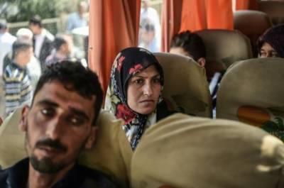 Syria attack victims dream to get rid of Assad regime