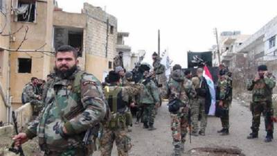 US strike on airbase kills six: Syrian army
