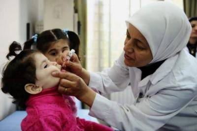 Anti-Polio drive next round to commence from April 17