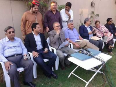 FIR registered against PTI leader Arif Alvi in Karachi