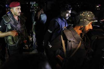 Terrorist of banned outfit killed in encounter with CTD