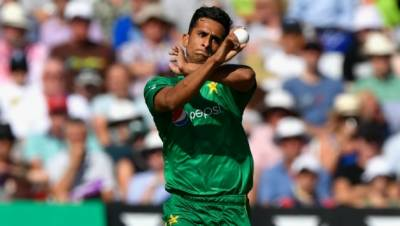 Hasan Ali makes historic record