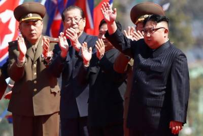 China offers North Korea conditional security