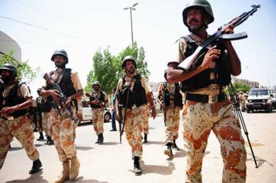3 Rangers personnel martyred, 10 hardcore terrorists killed in DG Khan