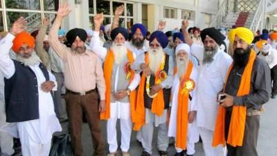 Besakhi Festival: 4000 Sikhs across the globe gather in Hassanabdal