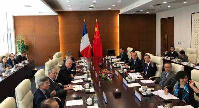 China, France agree to enhance bilateral cooperation