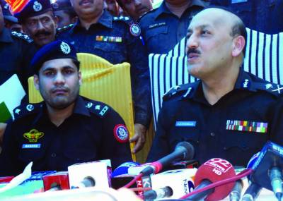 IG Sindh inaugurates Police Reporting Centre