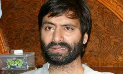 Kashmiris to continue freedom struggle despite Indian aggression: Yasin